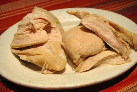 how to cook boiled chicken perfectly boiled chicken recipe