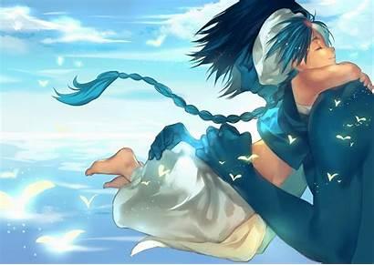 Magi Magic Labyrinth Aladdin Ugo Anime Noi
