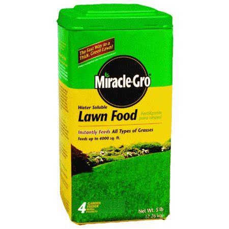 Miracle-Gro Lawn Fertilizer - Walmart.com