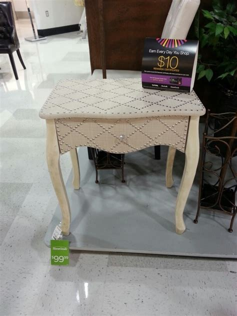 home goods table ls side table home goods living inspirations