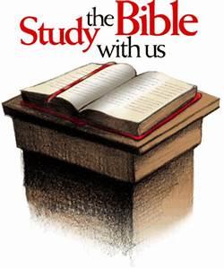 Church - Bible ... Bible Study