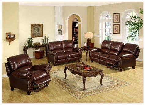 Rooms To Go Leather Living Room Sets