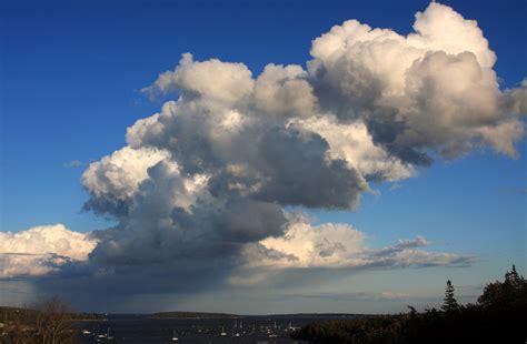 Amazing Clouds Through Lens