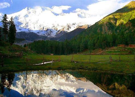beautiful kashmir valley  pakistan occupied kashmir travel