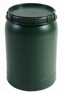 60 Liter Fass : weithals fass gr n 60 liter mit deckel n sse schutz transport fa fische camping ebay ~ Frokenaadalensverden.com Haus und Dekorationen