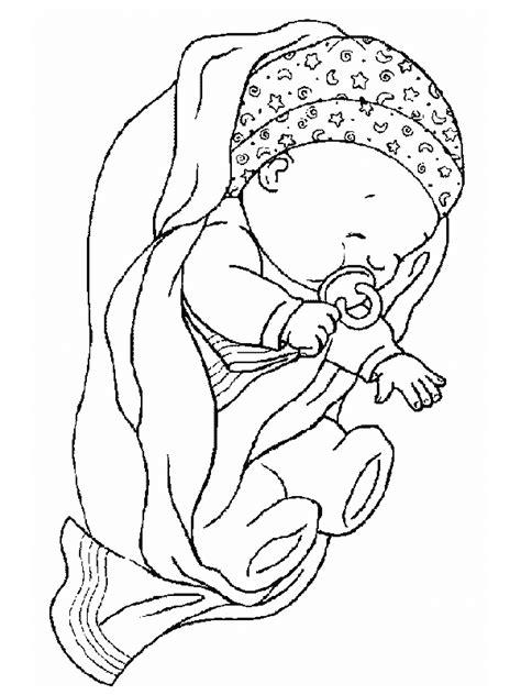 disegni per neonati da colorare bebe 2 disegni per bambini da colorare