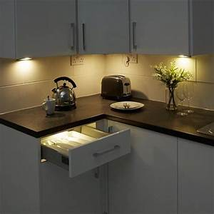 Led under cabinet lighting up to hrs of light beamled