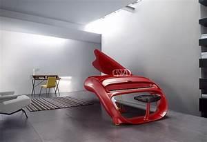 Beautiful futuristic piano | Ideas for Home Garden Bedroom ...