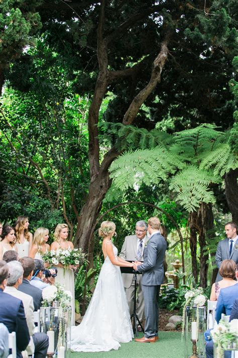 california wedding   san diego gardens modwedding