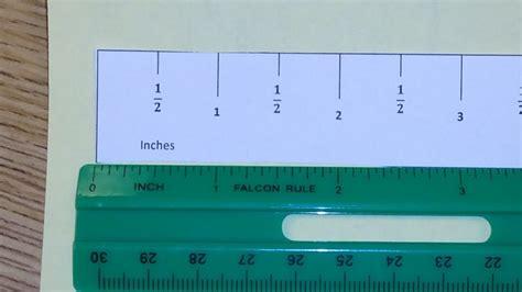 ruler template printable quarter inch ruler accuteach