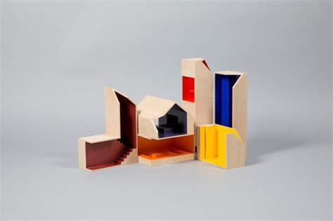 dollhouses designed by architects