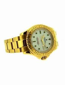 Montre Rolex Occasion Particulier : rolex yacht master or jaune 16628b cadran blanc montre ~ Melissatoandfro.com Idées de Décoration