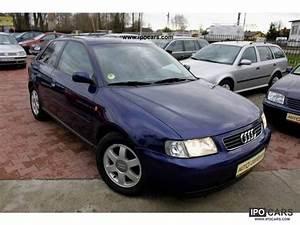 Audi A3 1999 : 1999 audi a3 rarytas diesel 110km przepi kna car photo and specs ~ Medecine-chirurgie-esthetiques.com Avis de Voitures