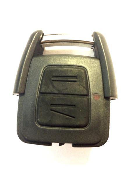 Vauxhall / Opel Astra Vectra Zafira 2 Button Remote Key