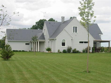 maison americaine en bois une maison 224 ossature bois quot am 233 ricaine quot