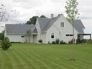 une maison a ossature bois quotamericainequot With maison americaine en bois
