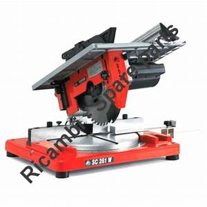 Stayer Spare Parts for Mitre Saw SC261W