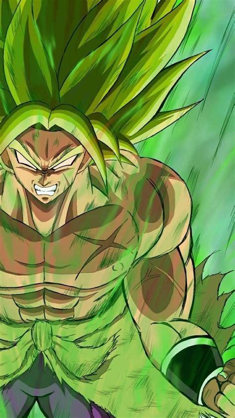broly el legendario super saiyajin personajes de goku