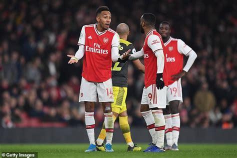 Aubameyang Arsenal Drawings