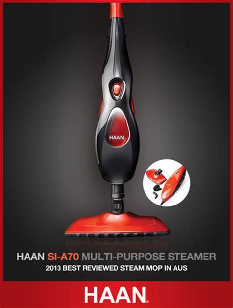 Haan Floor Steamer Manual by Haan Australia L Si A70 Multi Purpose Steam Mop Cleaner