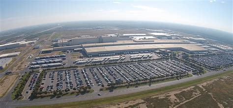 Toyota Plant San Antonio by Toyota More From Quot Worst State Quot Of California
