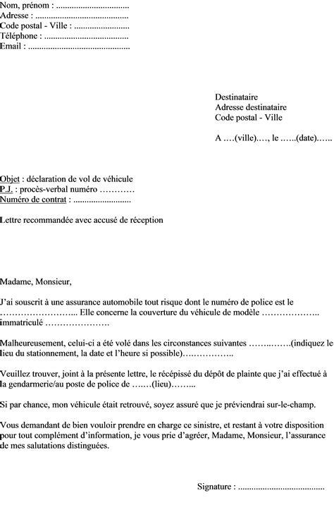 modele lettre acompte achat voiture lettre de promesse de vente pour voiture
