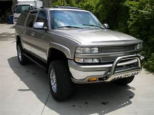Find Used 2001 Chevy Suburban 2500 8 1 Big Block Fabtech Lift Fully Loaded Sunroof Vgc In