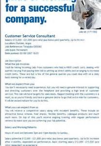 exle cv customer service cv exles uk new calendar template site