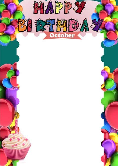 birthday list template   psd epsin design