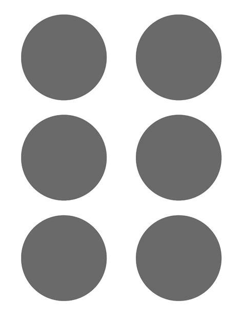 Psd Template 6 Circles 3 Inch Diameter Psd Template 6 Circles 3 Inch Diameter
