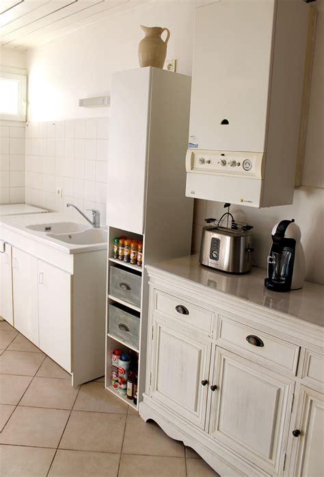 vin cuisine fabriquer des tiroirs de rangement avec des caisses de vin