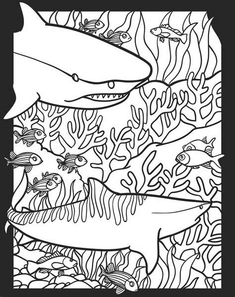Kleurplaat Waterdieren by Kleurplaat Oceaan Kleurplaat Kleurplaten