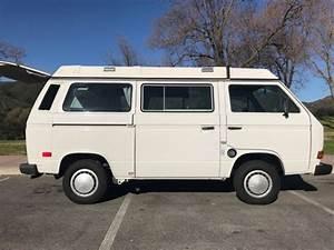 1987 Volkswagen Vanagon Westfalia Camper For Sale