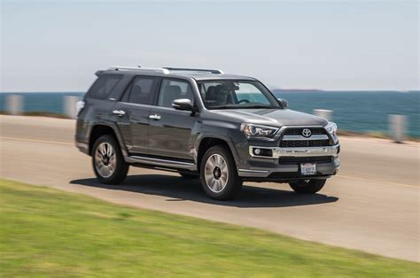 toyota ltd 2015 toyota 4runner limited 4x4 review first test