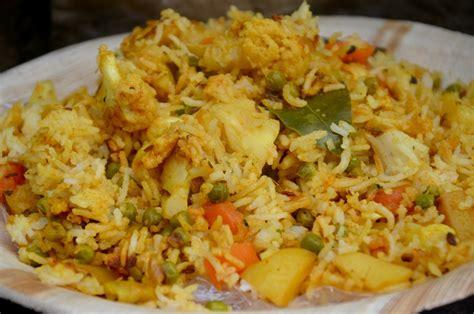 cuisine mauricienne recettes biryani aux légumes inde la p 39 tite cuisine de pauline