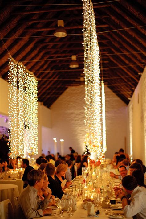 creative lighting options for your wedding day
