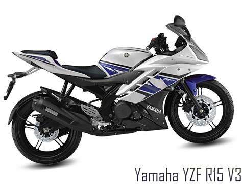 Yamaha R15 V3 by Yamaha Releasing Its New R15 V3 Version Soon In April 2014