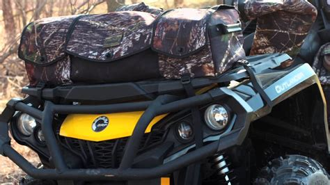Moose Utility Accessories- Make Your Atv Into A Year Round