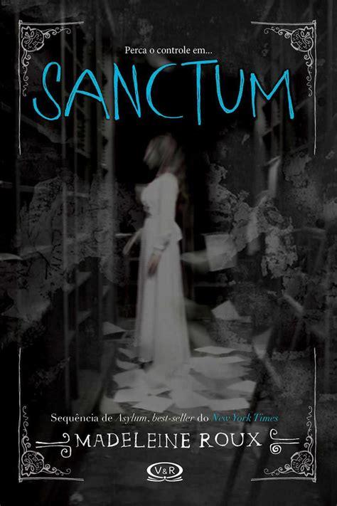 sanctum asylum vol  madeleine roux le livros