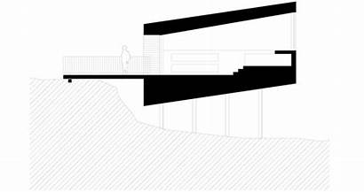 Studio Bridge Section Saunders Architecture