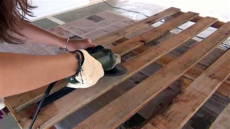 Chaise Longue Fabriqué Avec De La Palette De Comment Fabriquer Un Canapé En Palettes De Bois Très