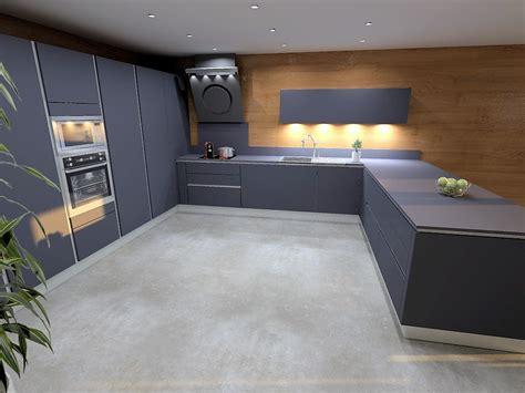 cuisine 2m décoration cuisine lineaire avec ilot 79 calais plan