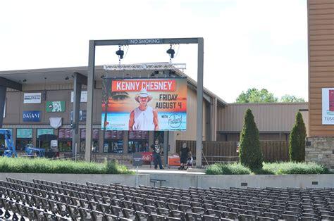 pixelflex tuscaloosa amphitheater commercial construction