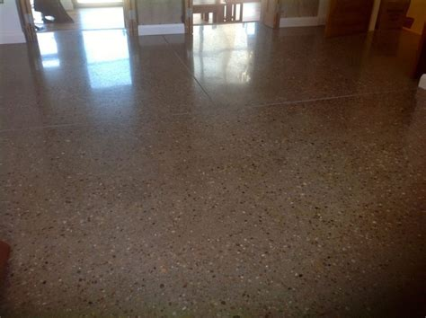 Polished Concrete Floor Featured On Grand Designs Thorne