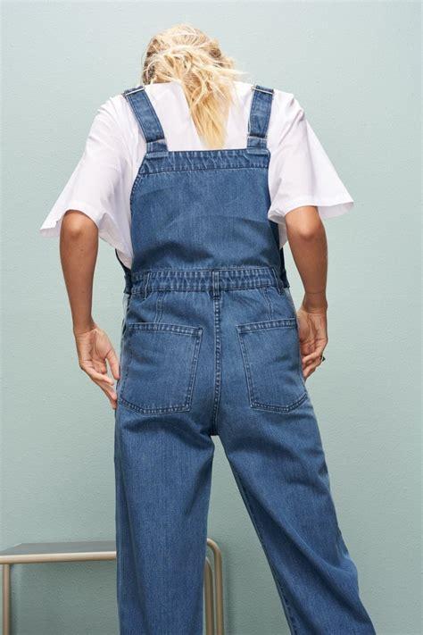 kowtow Jeans Overall aus Bio-Baumwolle | Le Shop Vegan ...