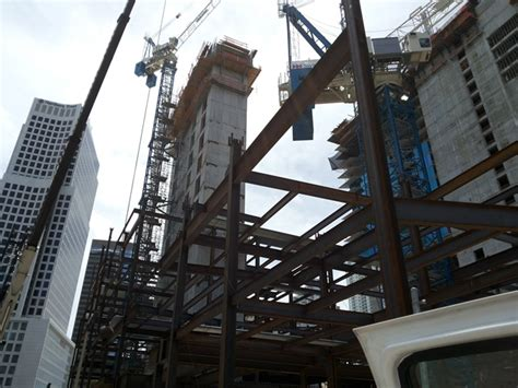 Structural Welding Projects - Apex Contracting Group
