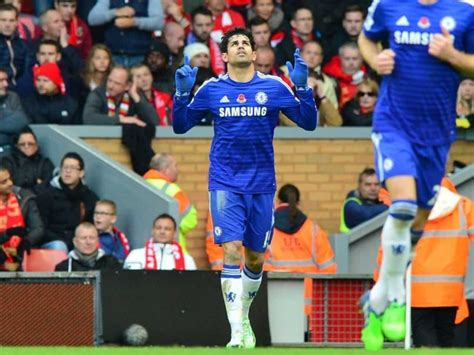 EPL: Diego Costa Scores Winner as Chelsea Beat Liverpool 2 ...