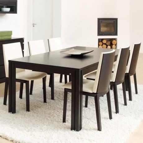 table de cuisine 8 places dimensions d 39 une table pour 2 4 6 ou de personnes 4