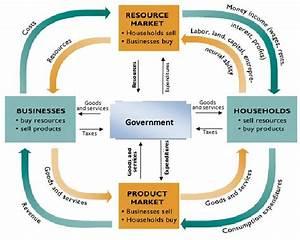 Circular Flow Model Economics Report