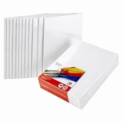 Canvas Boards Painting Artist Panel Panels Pack
